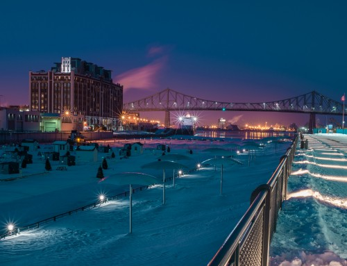 """Montreal Shorelines"" photo competition"